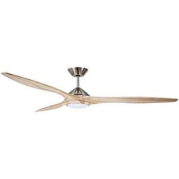 Emerson Cf315na72bs 72 Lindbergh Eco Ceiling Fan Brushed Steel Amazonsmile In 2020 Ceiling Fan Brushed Steel Ceiling