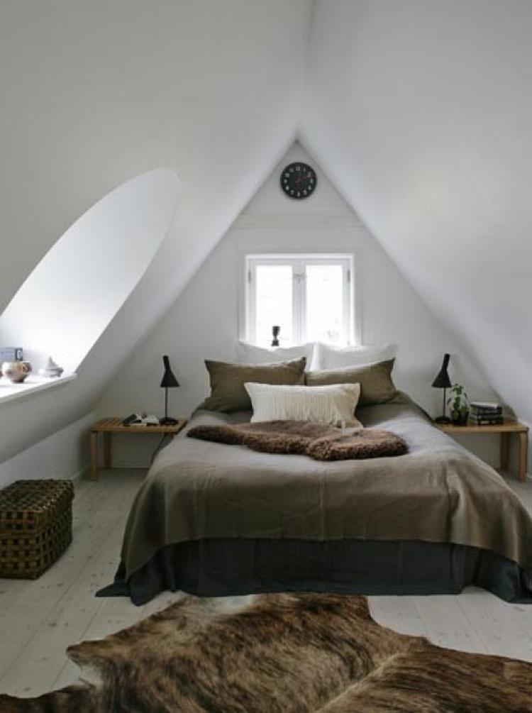 Bekijk de foto van titania met als titel Mooie zolder slaapkamer en ...