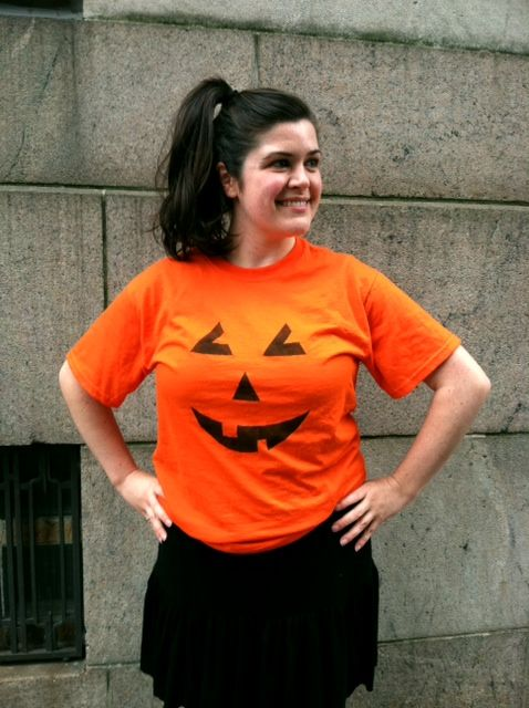 10 Quick  Easy T-shirt Halloween costume ideas Fall Harvest - quick halloween costumes ideas