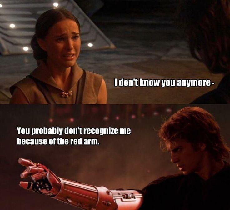Star Wars Star Wars Drole Meme Star Wars Memes Prequel Anakin Meme Suite Star Wars Memes Star Wars Humour De Geek