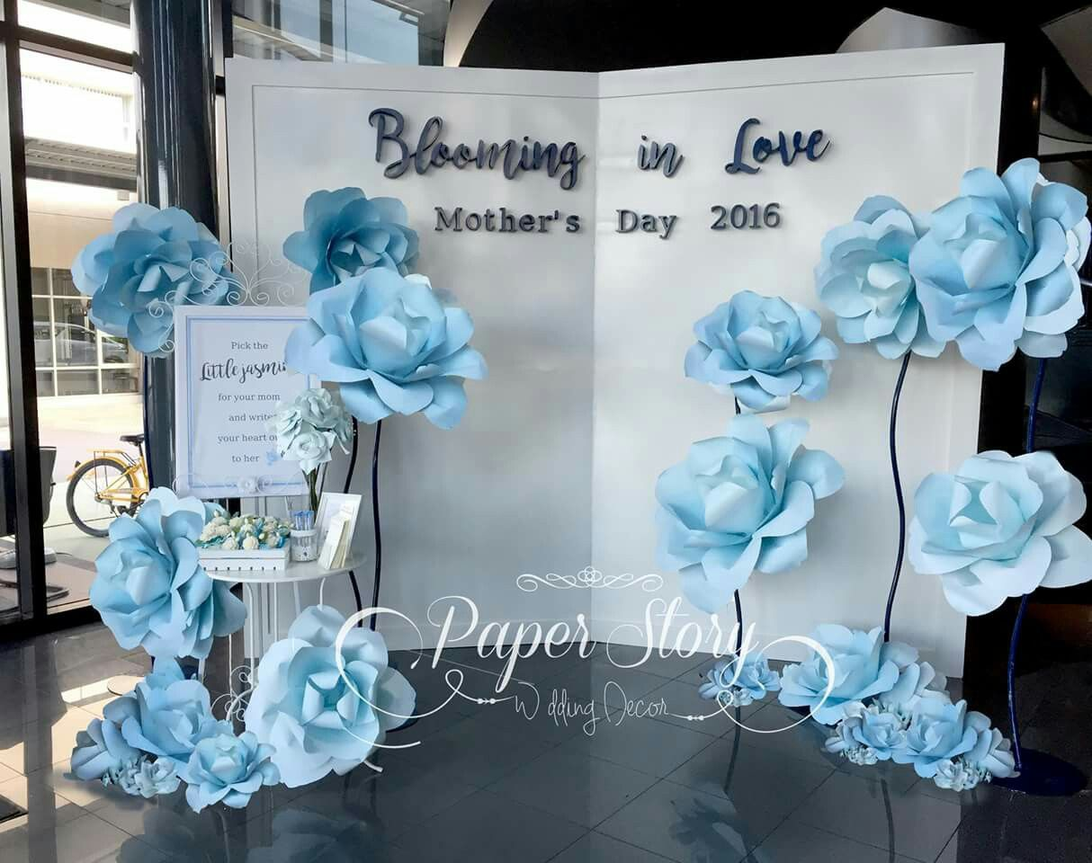 Wedding Letter Paper Flowers Letters Wedding Pinterest