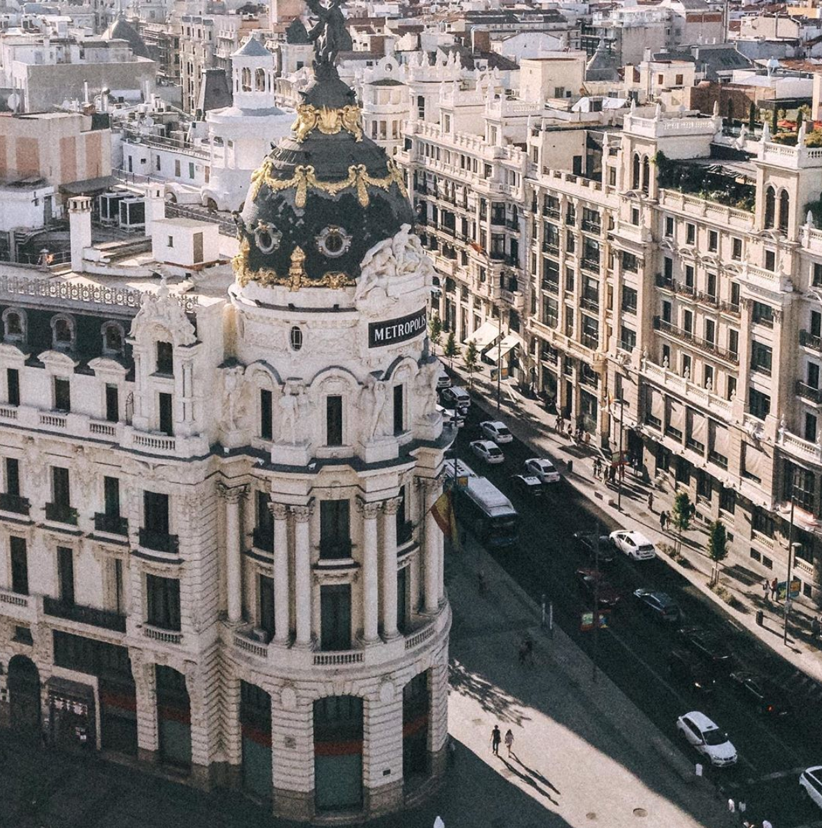 Madrid Is Home To Some Of The Most Incredible Rooftops And Terraces I Ve Ever Seen You Ll Be Able To Witn Historical Landmarks Panoramic Views The Incredibles