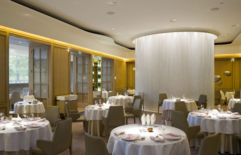 Alain Ducasse At The Dorchester London 3 Michelin Stars