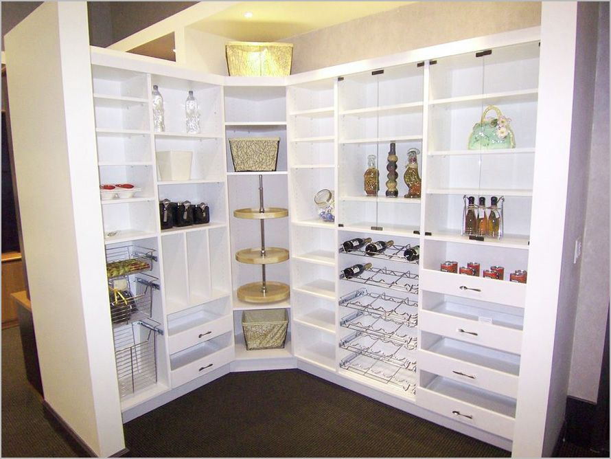 Kitchen , Kitchen Pantry Cabinet Idea : Kitchen Pantry Cabinet Idea ...