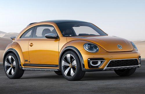 Vw Beetle Dune >> Volkswagen Remakes The Baja Bug As The Beetle Dune Concept