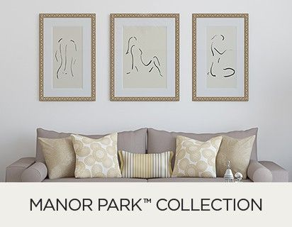 Like the narow frames. Manor Park Collections at Michaels ...