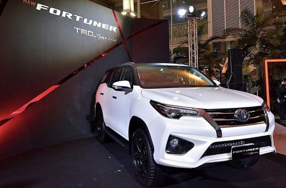 Upcoming Toyota Fortuner 2020 Mobil Impian Mobil Mewah Mobil