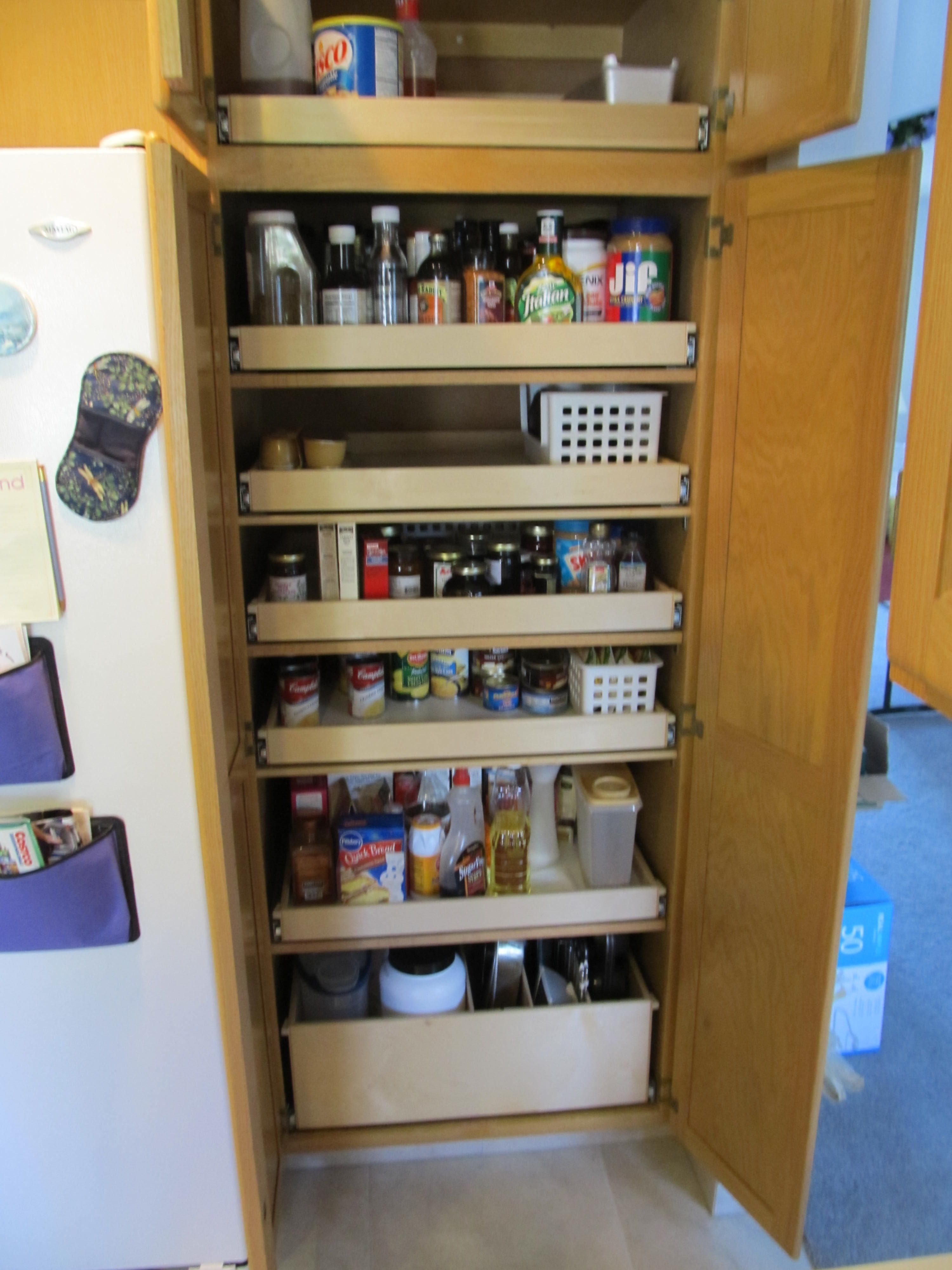 Lovely Cabinet Roll Out Shelves Lowes