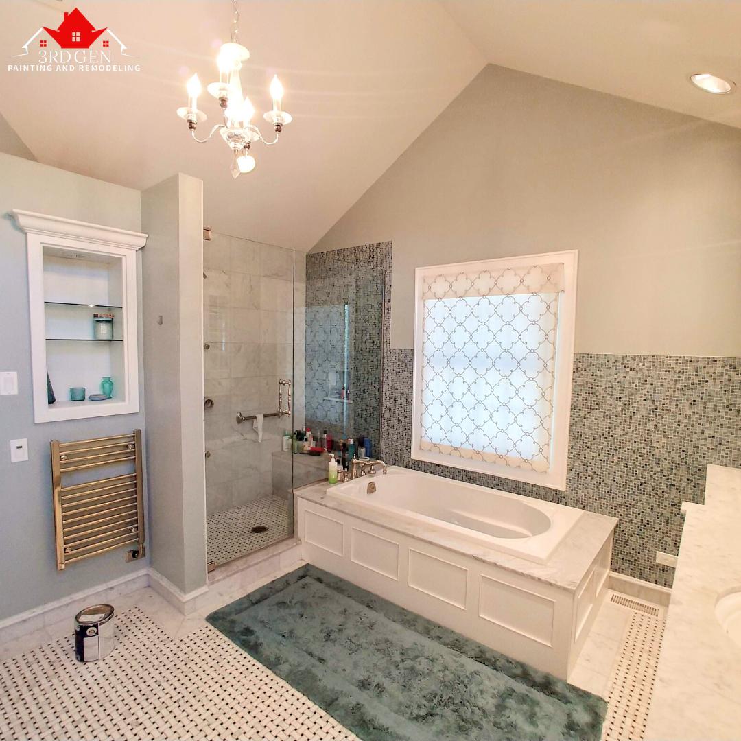 Painters Near Me | Bathroom interior design, House ...