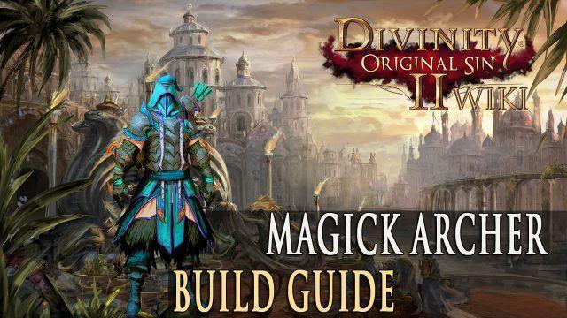 Divinity Original Sin 2 Warrior Build idea gallery