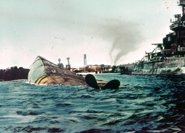 Pictures Of Pearl Harbor In Color