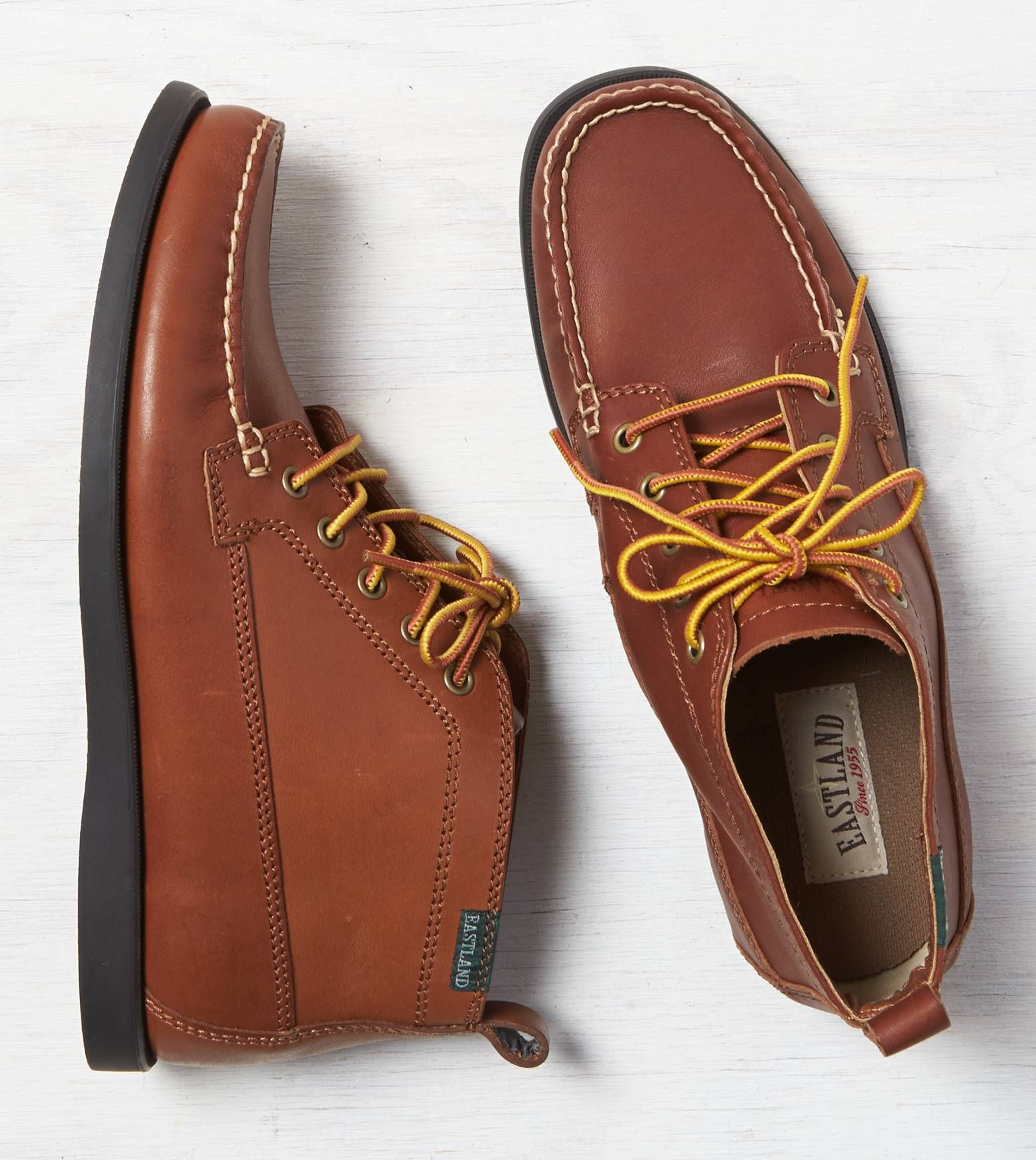 AEO Leather Carlisle Boot | Moc, Brown... and Camps