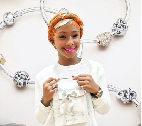 Fabulous Boity Thulo Ts Herself With House For Her 26Th Birthday South Short Hairstyles For Black Women Fulllsitofus