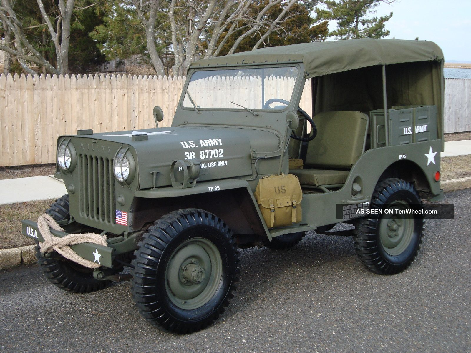 found hemmings daily sale for to willys crate in the block cross blog mb jeep