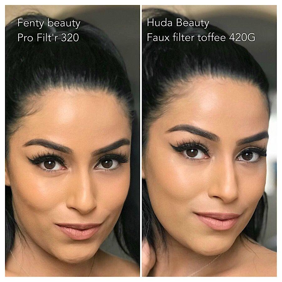 Pin on Huda Beauty Foundation