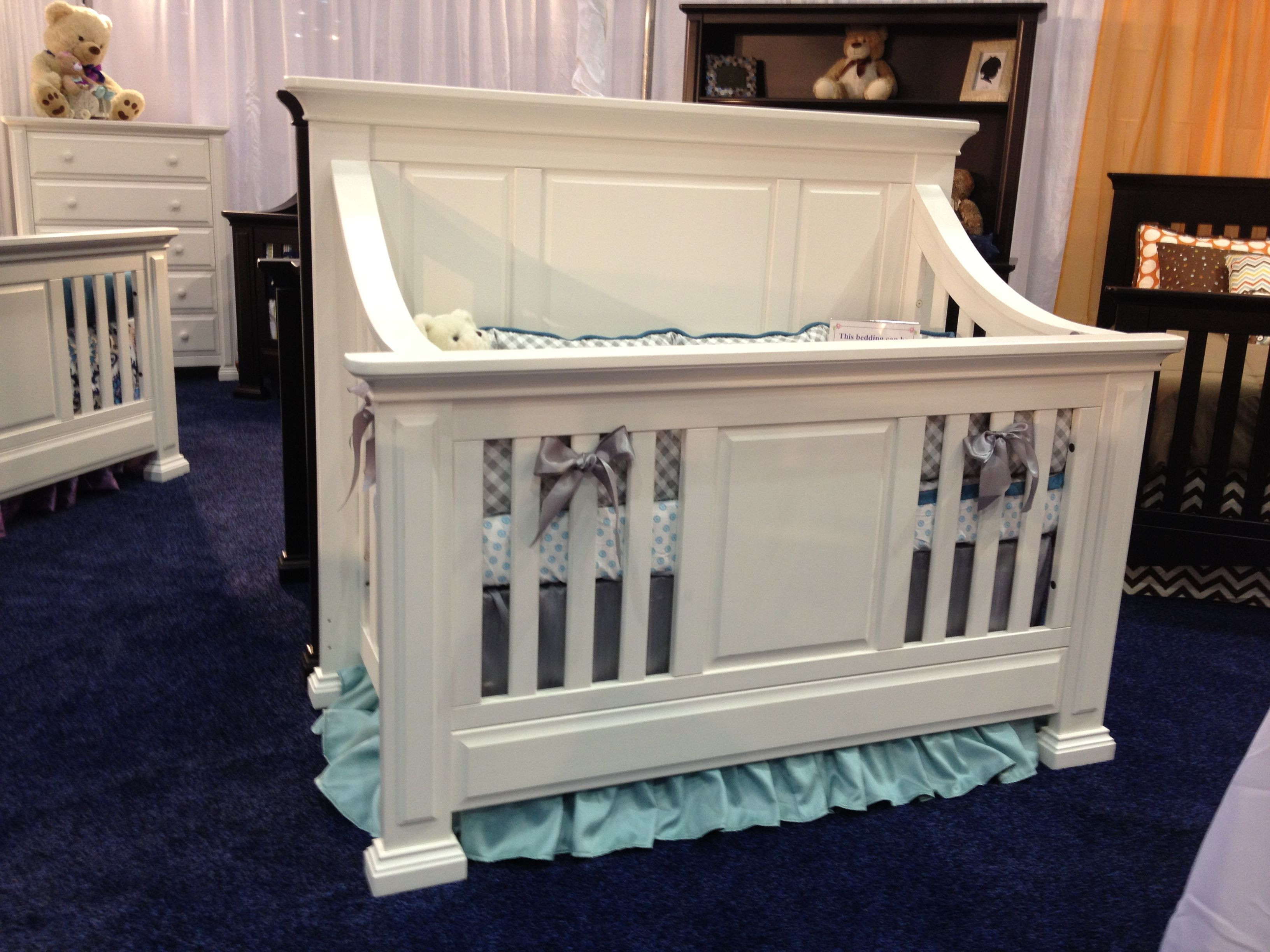 crib on convertible in evolur baby cribs dream pin s santa fe antique mist me