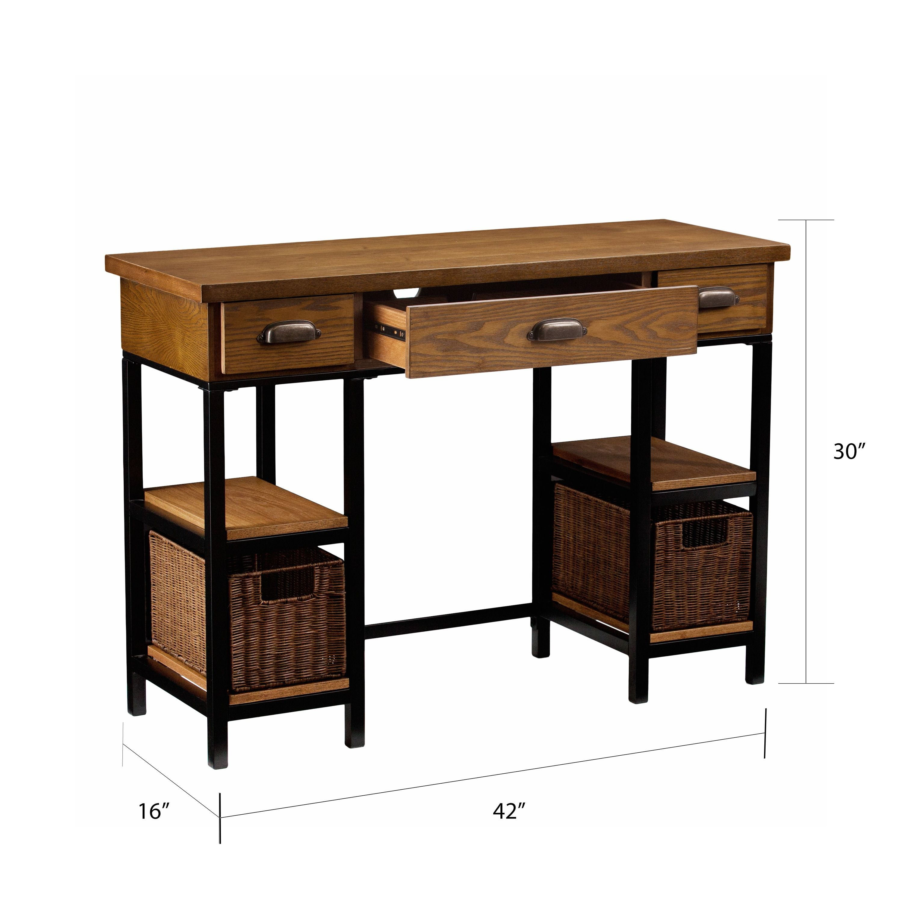 Overstock Com Online Shopping Bedding Furniture Electronics Jewelry Clothing More Industrial Wood Desk Carbon Loft Furniture