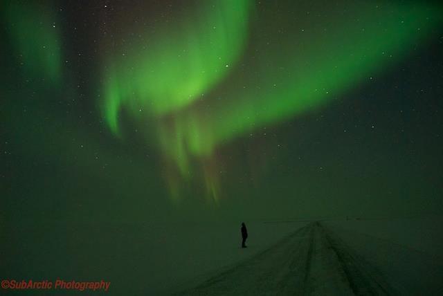 Atqasuk, Alaska 1-23-12