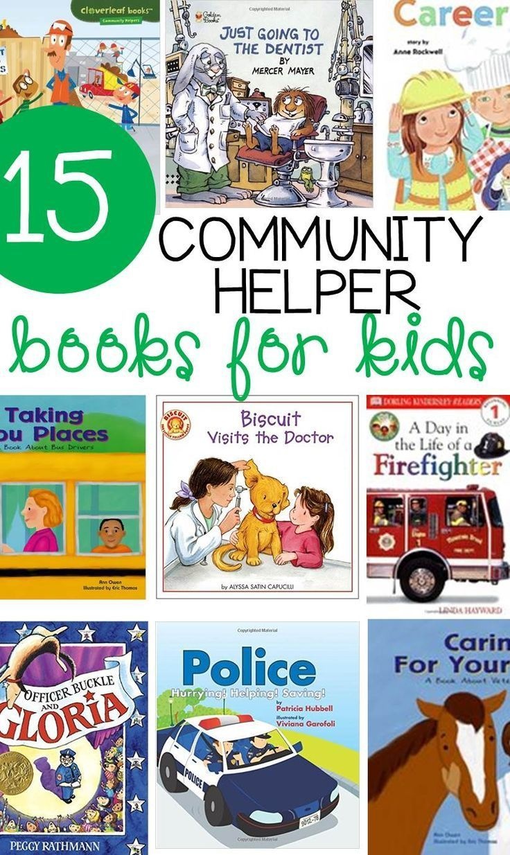 community helpers books for kids community helpers learning and