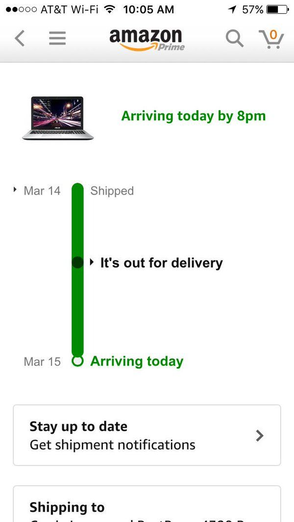 תוצאת תמונה עבור Amazon Delivery Track Phone Wallpaper At T Ups