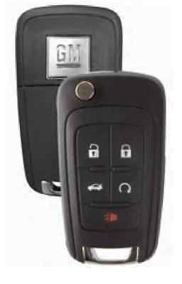 Oem Keyless Entry Remote Car Key Fob Fits 2010 2011 Chevrolet