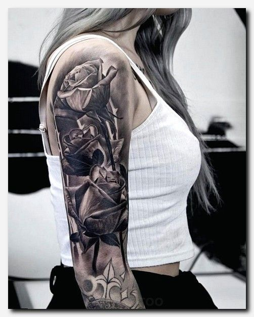 100+ Meaningful Rose Tattoo Designs | Rose Tattoo | Rose tattoos ...