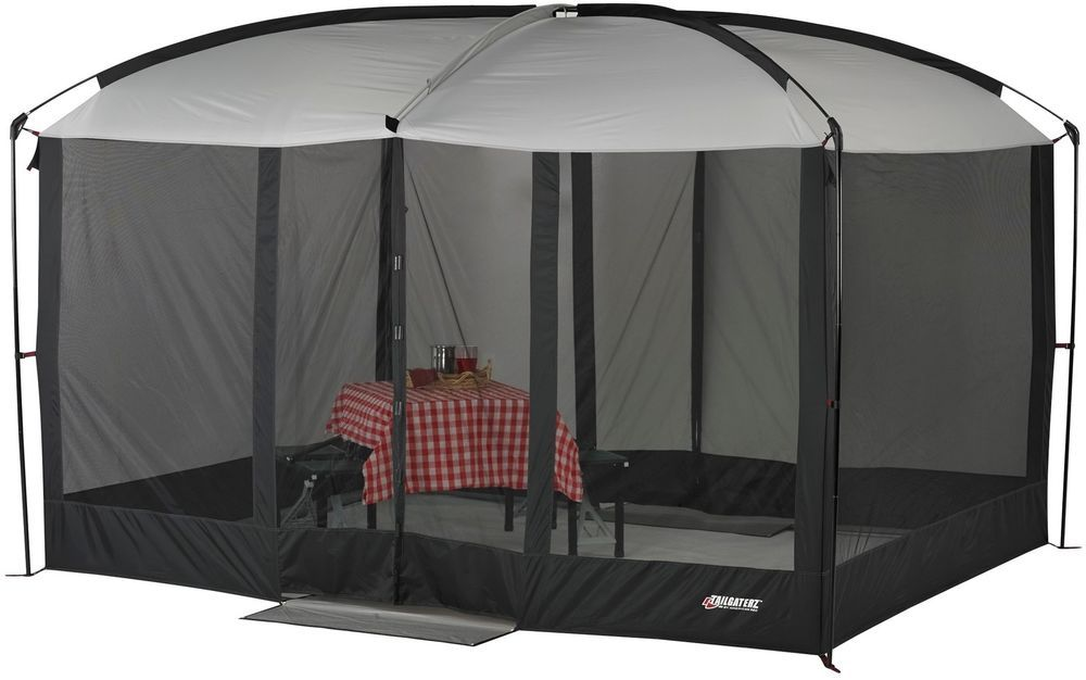 Screen House Tent Shelter Screened Canopy Enclosure Patio Picnic Mosquito  Net