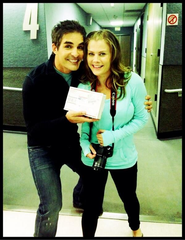 Love Rafe & Sami as a couple on Days.