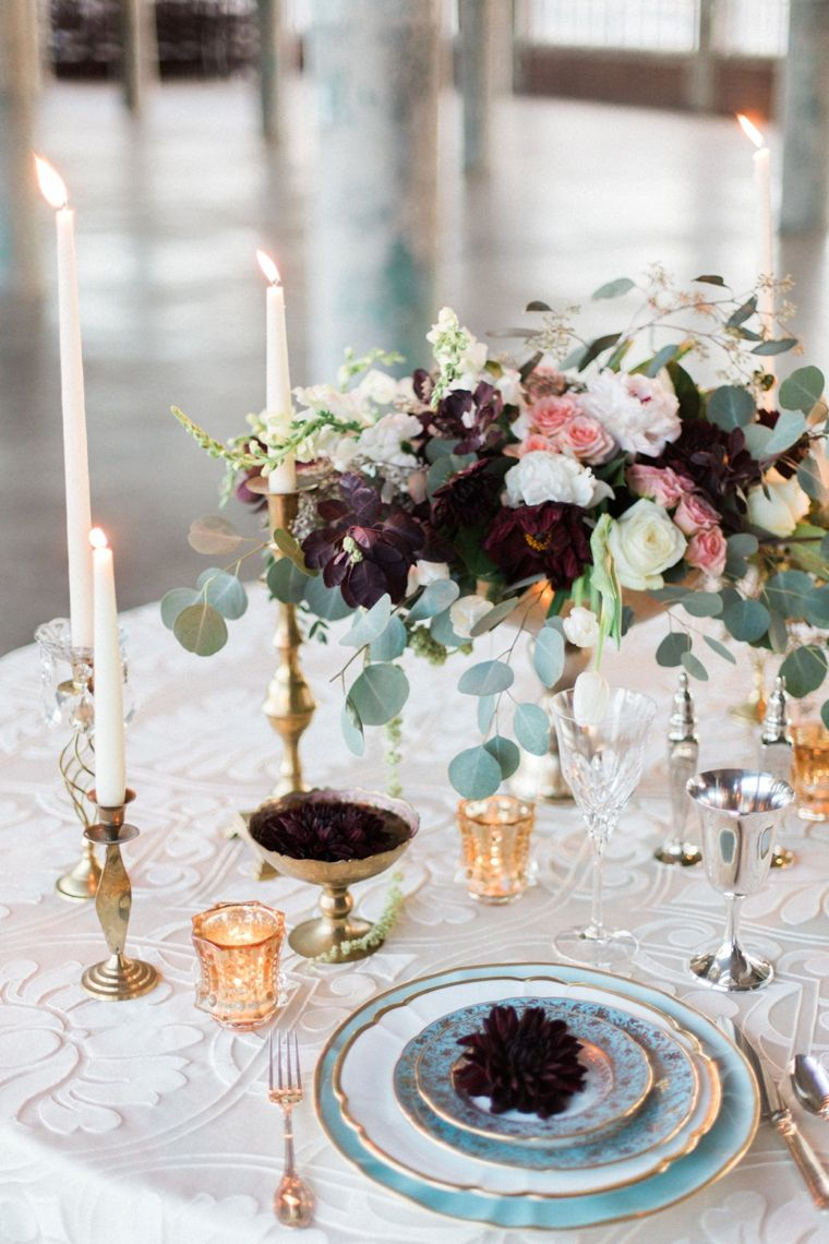 Soft Romantic Elegant Wedding Ideas Wedding Table Mod