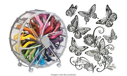 Sapateira Magic Wheel