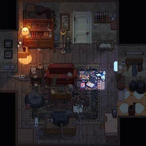imagen relacionada pixel rooms pinterest wave art and animation