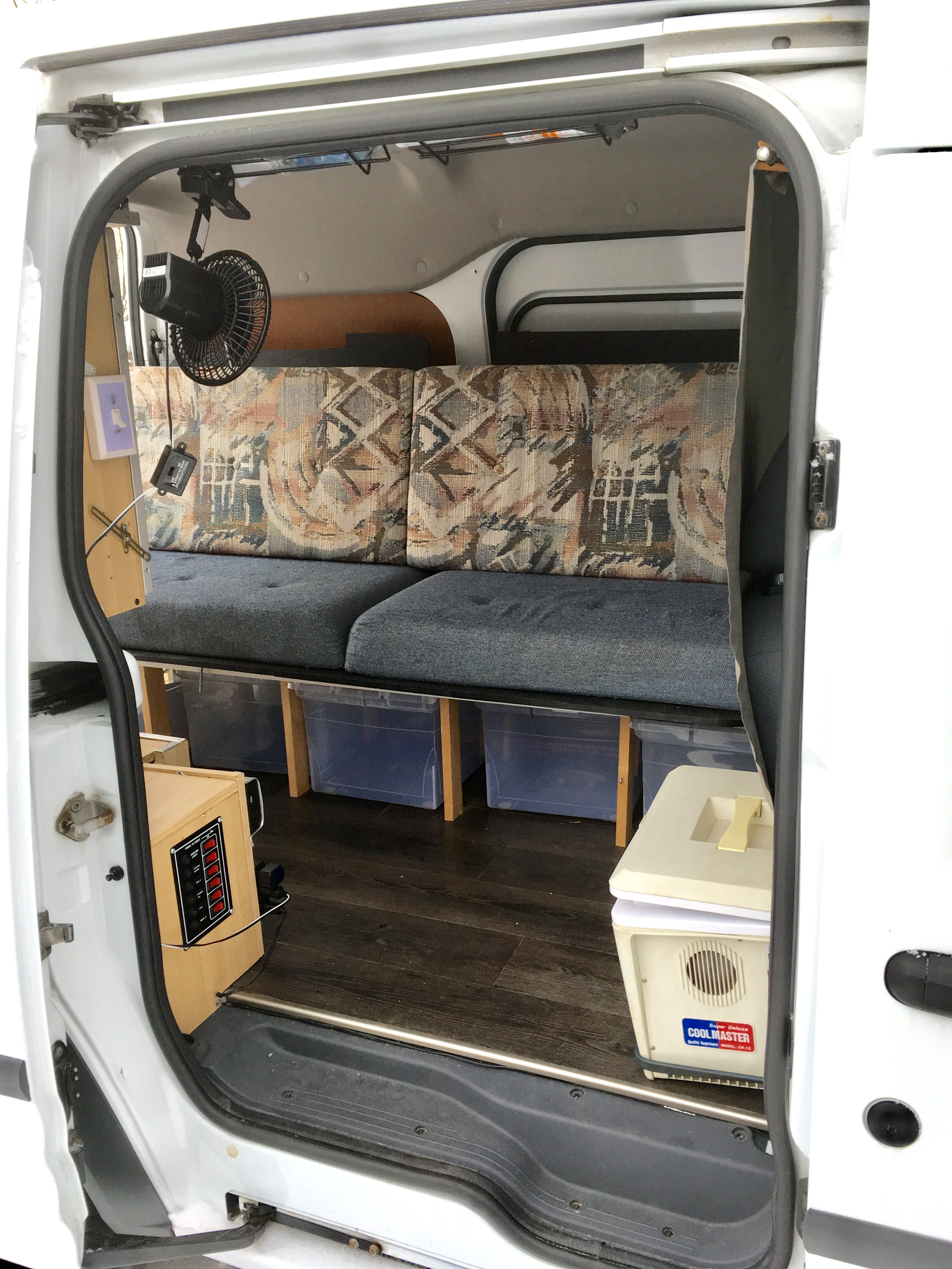 Pin By Judith Twitchell On My Ford Transit Connect Camper Project Ford Transit Connect Camper Ford Transit Camper Transit Connect Camper