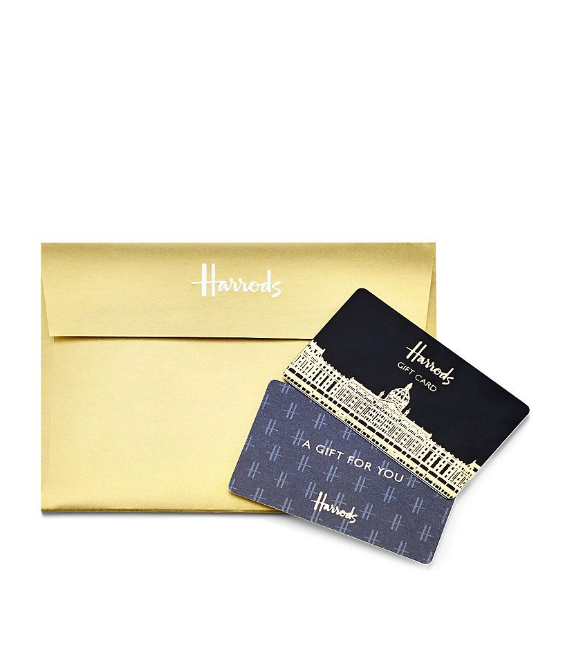 Luxury Gifts Harrods - design gift vouchers free