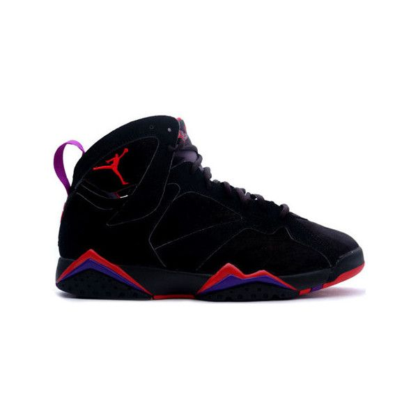 Buy Air Jordan 7 Retro Raptor Black Dark Charcoal True Red Authentic from  Reliable Air Jordan 7 Retro Raptor Black Dark Charcoal True Red Authentic