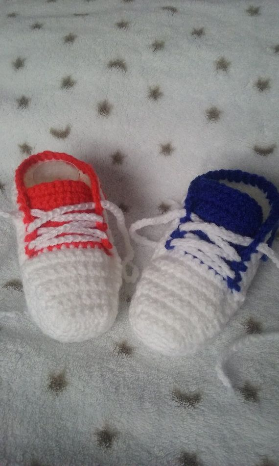 Häkeln Nike Baby Turnschuhe Inspiriert Ideal Für Jeden Anlass