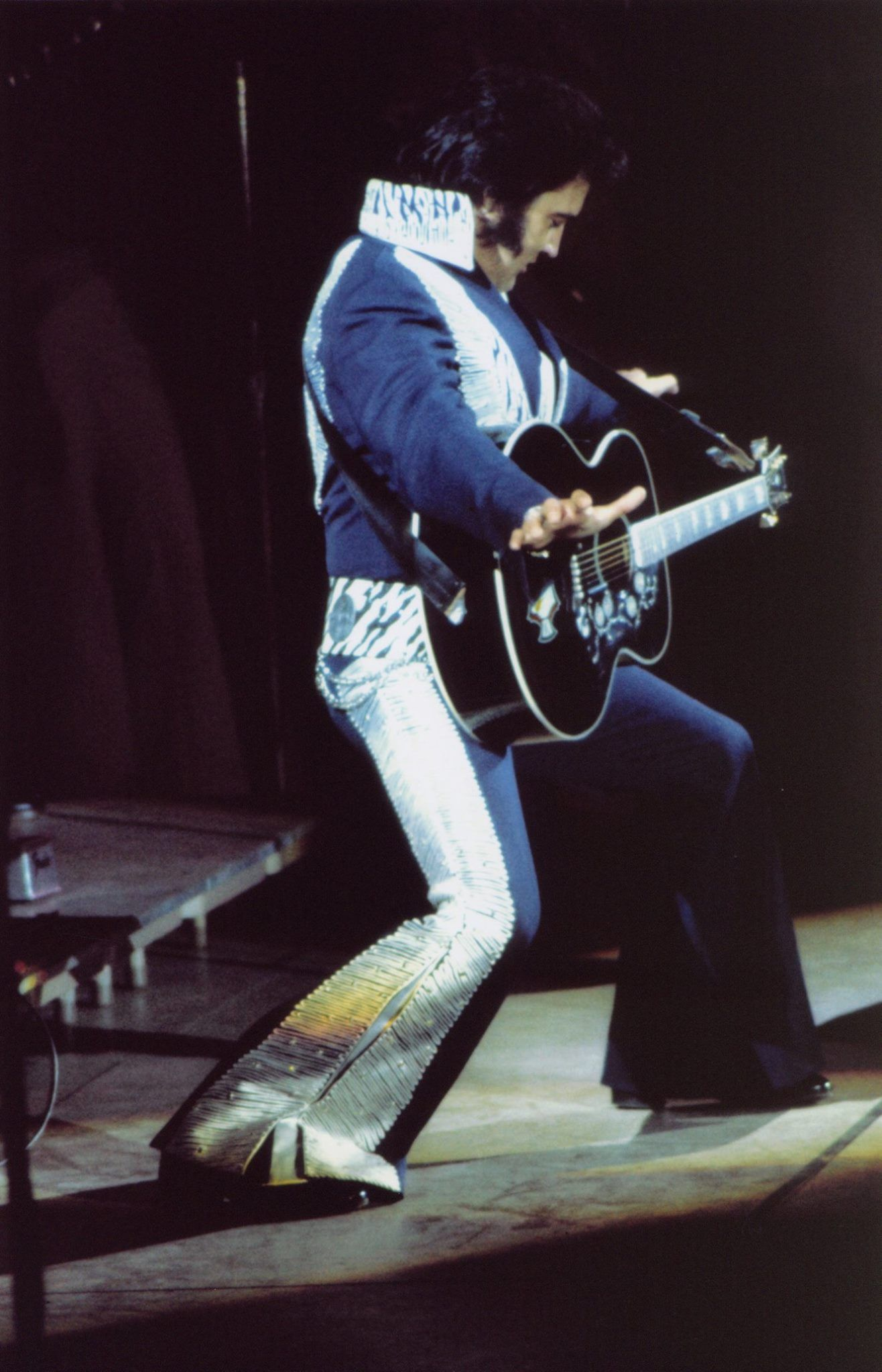 Huntsville, Al. May 30, 1975~Close enough to have gone. I sure wish I had. :'(