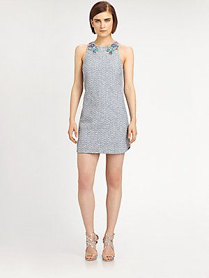 Ali Ro Tweed Dress