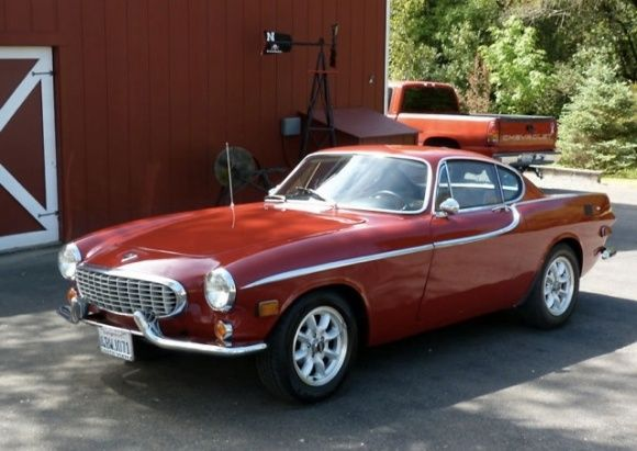 Swedeheart Restored 1971 Volvo P1800 Volvo Classic Cars Classic Sports Cars