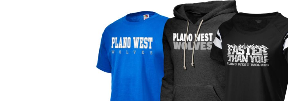 a0a71c1c Plano West High School Wolves Apparel Store | Prep Sportswear | New ...