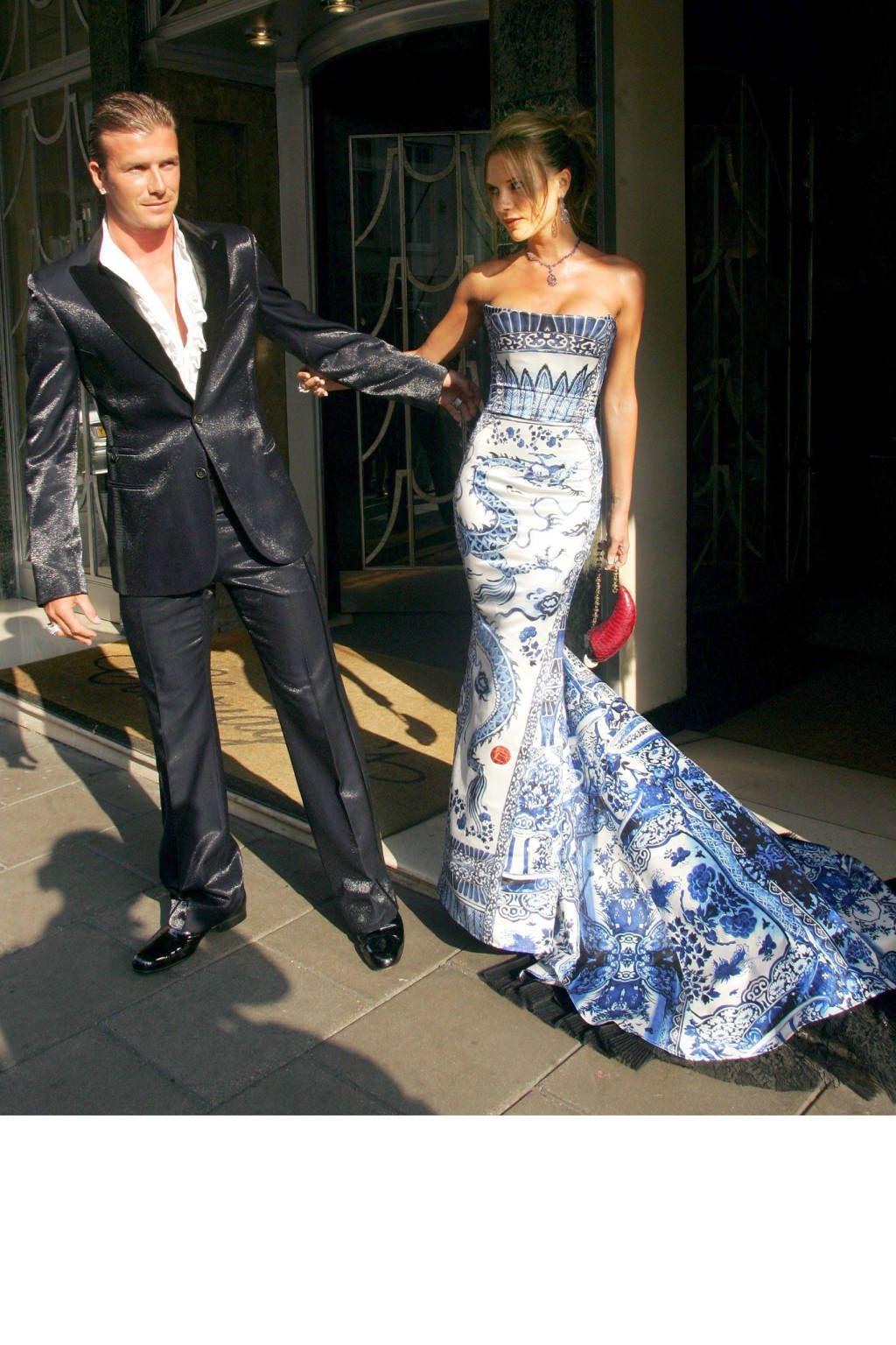 Victoria Backham / Dress :D