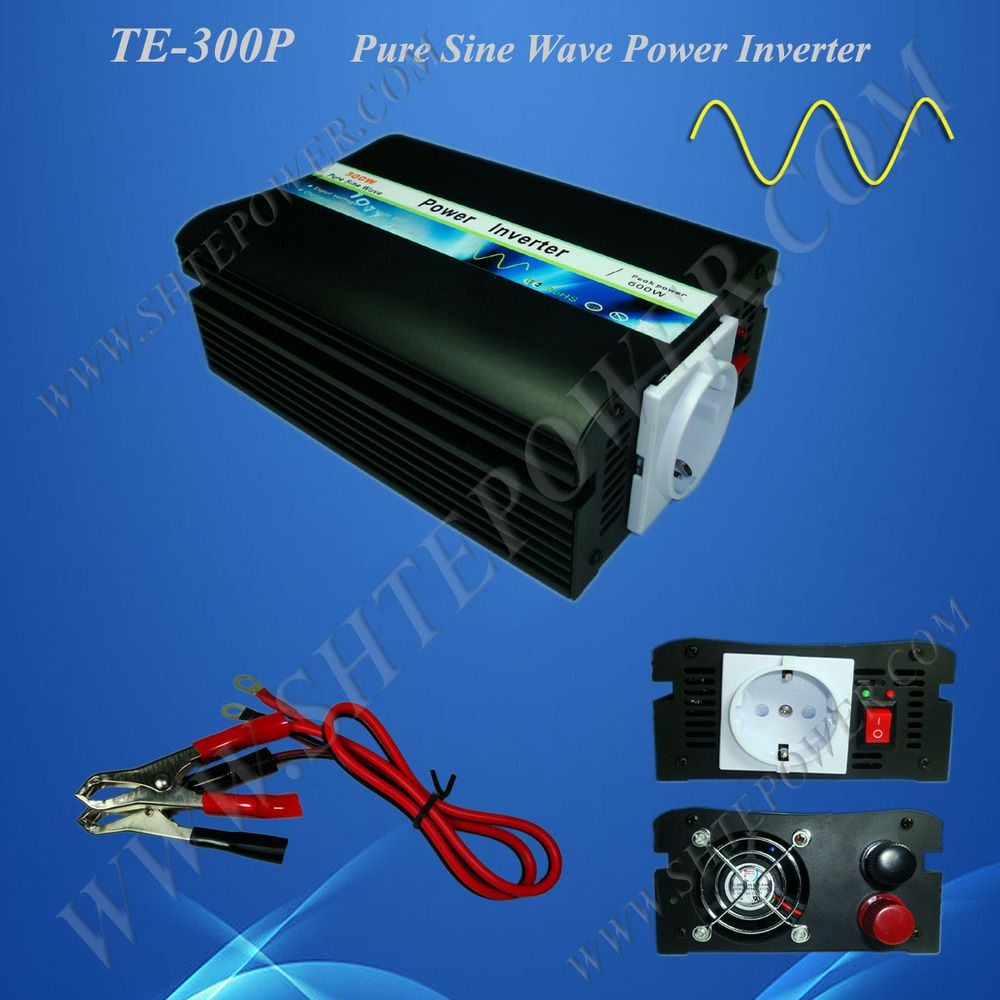 48v Dc To 110v 120v 220v 230v Ac Inverter 300w 48v Power Inverter Solar Power Inverter Power Inverters Off Grid Solar Power