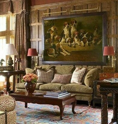 the finest things in life may be found here homes english country decor living room decor. Black Bedroom Furniture Sets. Home Design Ideas