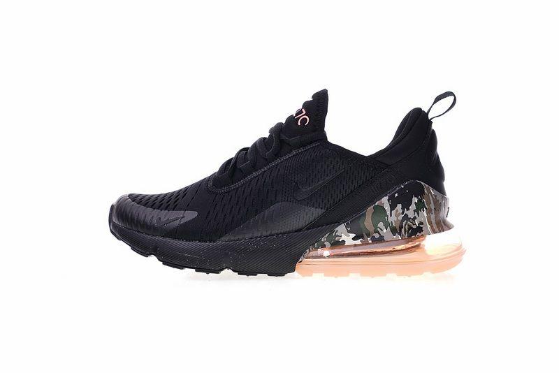 Nike Air Max 270 Camo Heel AQ6239 001 Release Date
