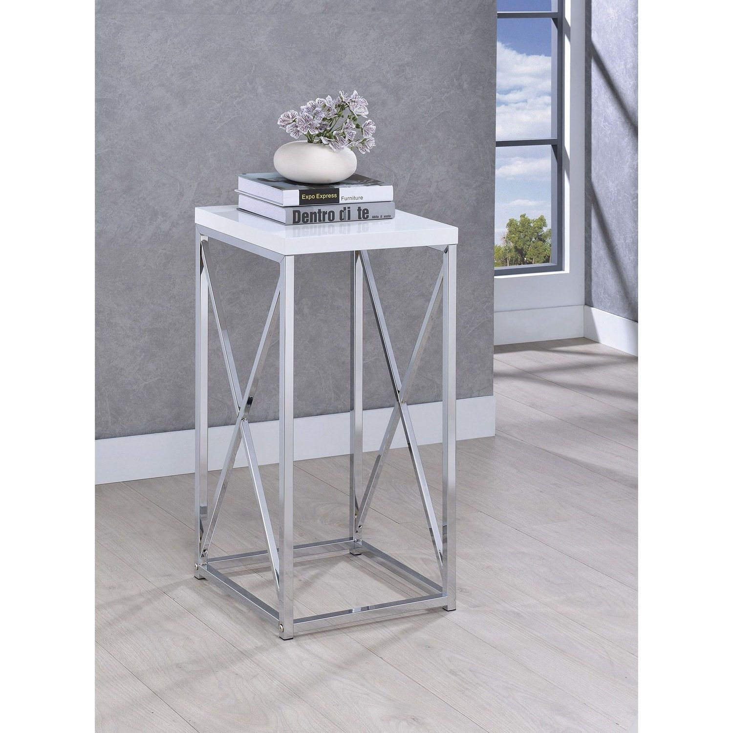 - CS014 Accent Table In 2020 Metal Accent Table, Small Accent Tables,  Furniture
