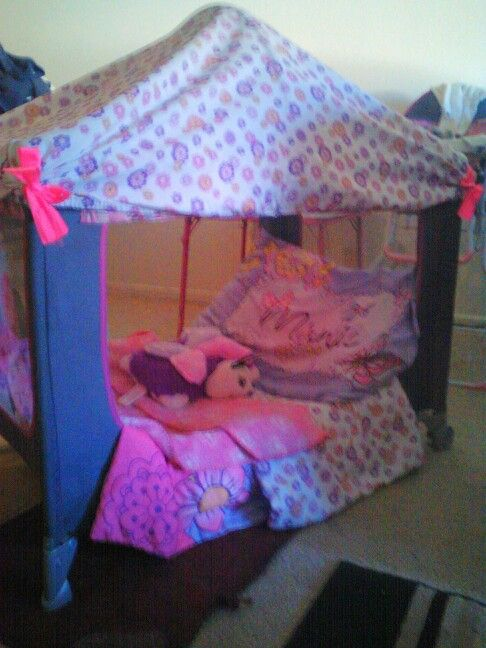 Pack n play toddler bed & Pack n play toddler bed | DIY | Pinterest | Toddler bed Plays and ...
