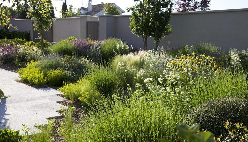 Jardin En El Montecillo Madrid Mayo 2011 In 2020 Garden Design Garden Landscape Design Landscape Design