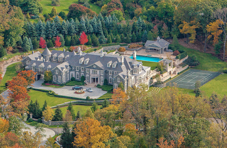 The Incomparable Quot Stone Mansion Quot Estate Located At 18 Frick Drive In Alpine Nj Has Been Re Listed Stone Mansion Mansions Luxury Homes Dream Houses
