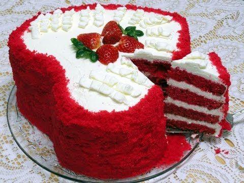 كيك عيد الميلاد سهل وبسيط بدون زيت كيكة الطبقات الراقي كيك اسفنجي اقتصادي لذيذ شكل قلب على طريقتي Youtube Cake Christmas Cakes Easy Iraqi Cuisine
