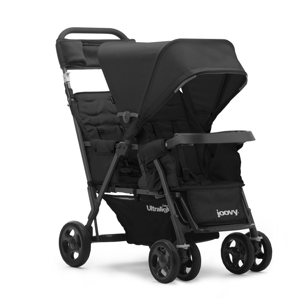 Joovy Caboose Too Ultralight Graphite StandOn Tandem