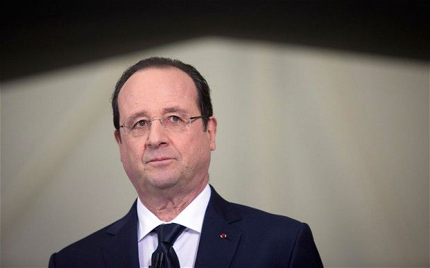 """""""As inexplicable as unpasteurised cheese,"""" is how one LA friend chose to describe François Hollande's sex appeal""""  ... Anyone can get lucky in Paris!"""